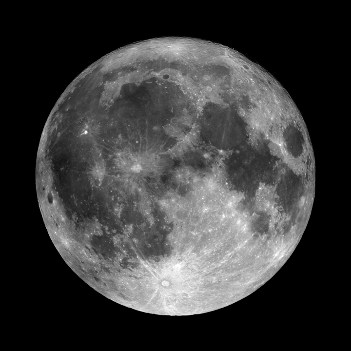 Full Moon - Credit, Stuart Robbins
