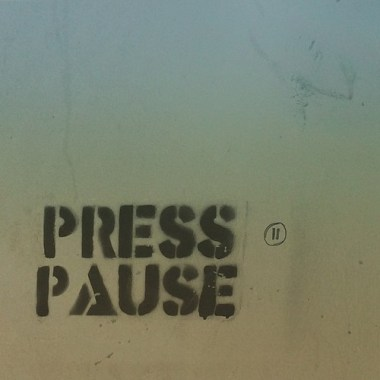 Press Pause - Key to anything everything is discovery. pallab666.tumblr.com