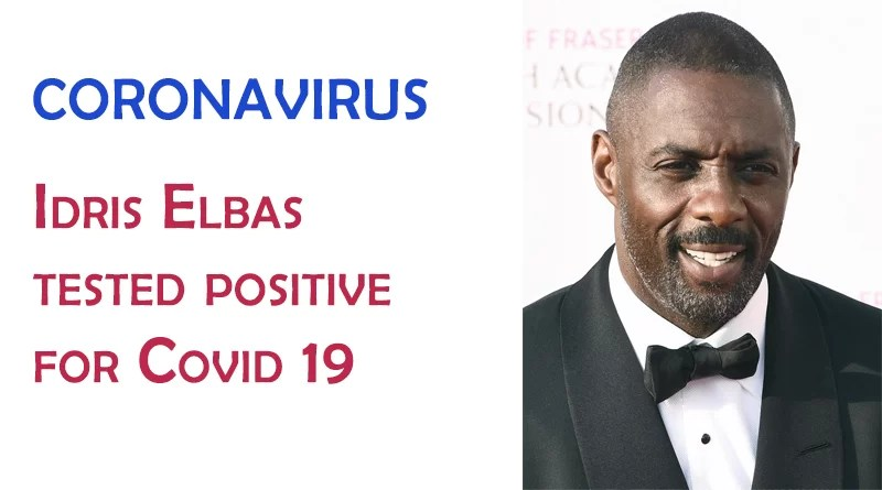 Idris Elba's