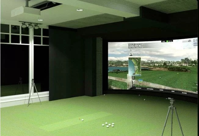 golf simulator