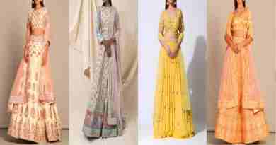 Online Shopping Site for Lehengas