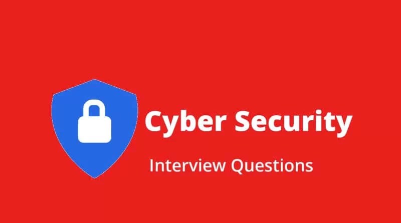 15 must know Cyber Security Interview Question