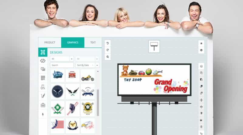 Custom Signage Business Online