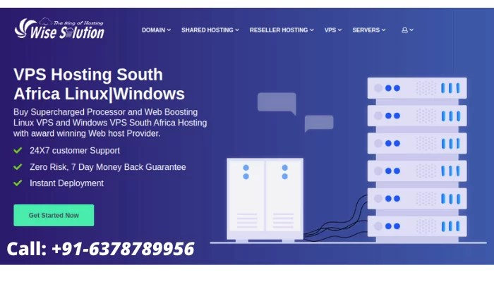 About Wisesolution VPS South Africa