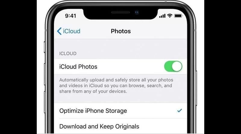 How to Transfer Photos from Old iPhone to New iPhone