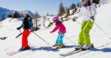 Five Compelling Benefits Why Your Kids Should Learn Skiing