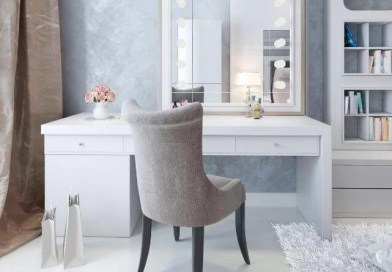 The Best Dressing Table Lighting Ideas to Make Your Room Look Perfect