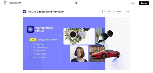 How to Remove the Background in a Photo Using Wondershare Pixcut