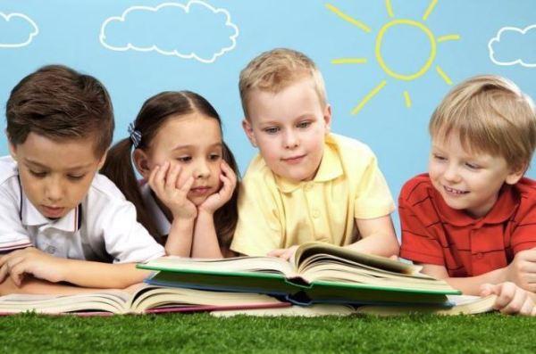 lectura niños escuela