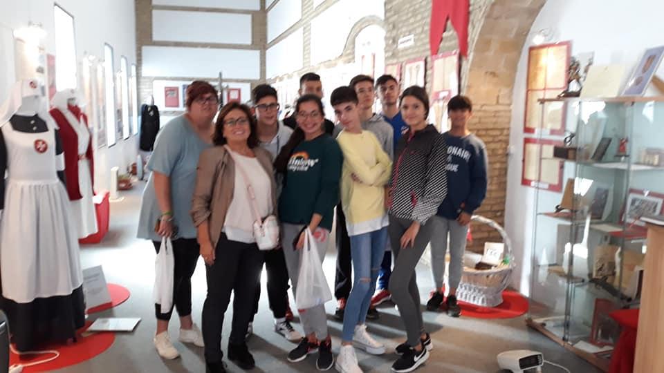 """""""Conoce tu pueblo"""" proyecto de los alumnos 3º ESO PMAR"""