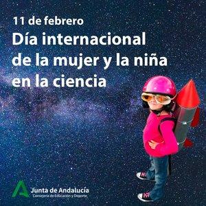 11 de Febrero, Día Internacional de la mujer y la niña en la Ciencia.