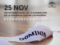 25 N: Día internacional contra la violencia de género