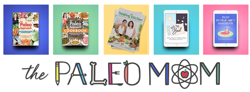 Paleo Mom specific topics