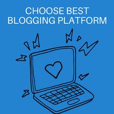 Best blog platform