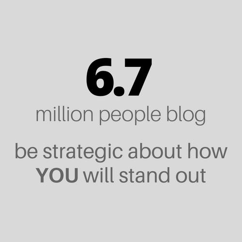 millions of bloggers