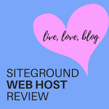 Why I love siteground hosting