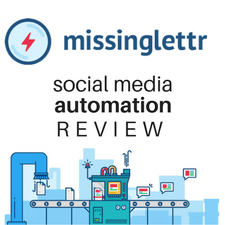 Missinglettr social automation review