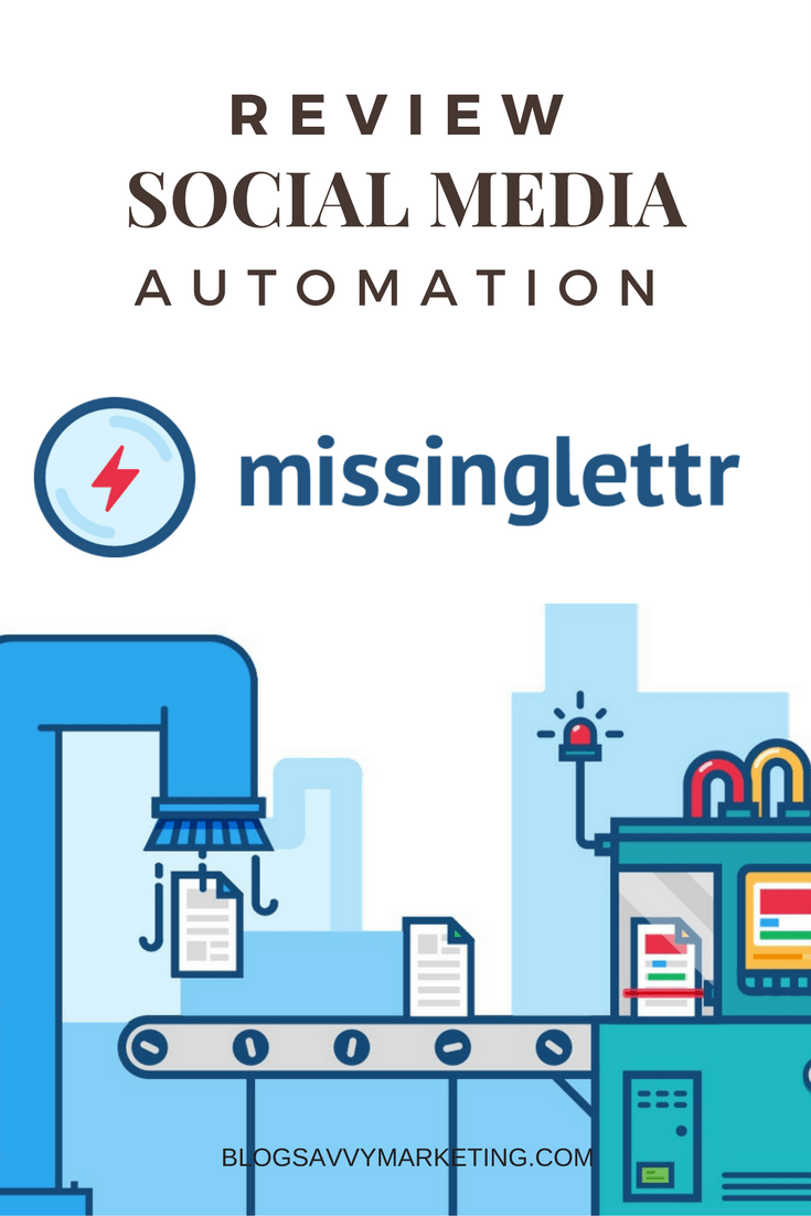 Use Missinglettr social media automation to create a year's worth of social updates pre-filled with quotes and images. Get started for free now!