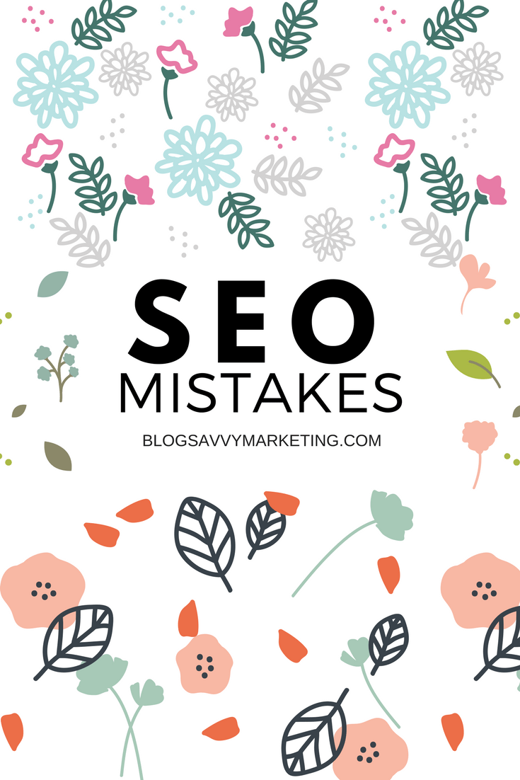 Are you making these common #SEO mistakes? Here's how to correct them and start SEO ranking in Google.