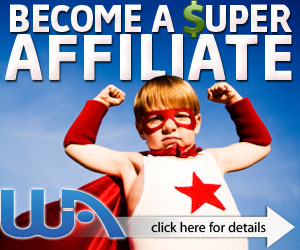 Become a super affiliate