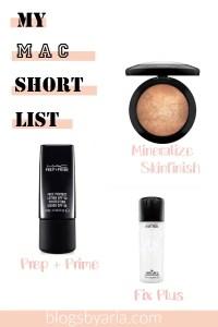 MAC Short List