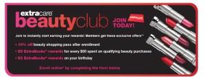 CVS Extracare Beauty Club