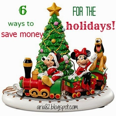 ways to save money for the holidays