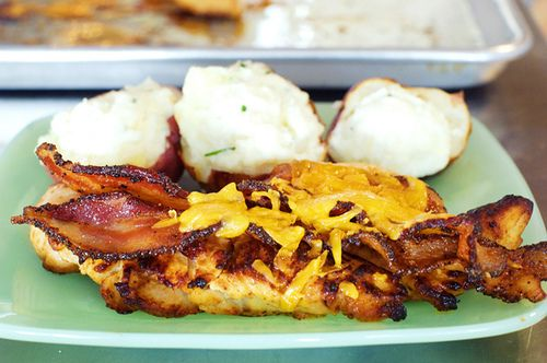 RANCH STYLE CHICKEN FROM PIONEER WOMAN EASY DINNER IDEA
