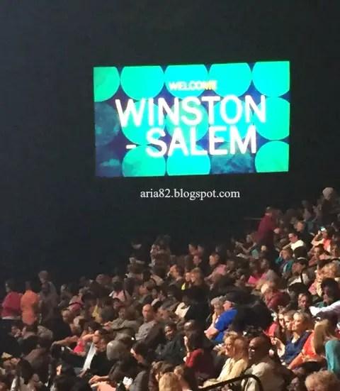 womens conference winston salem north carolina