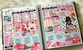 July Monthly Planner Spreads Round Up