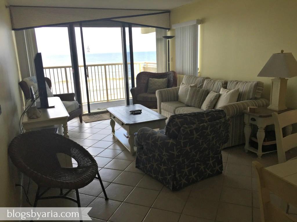 beach house living