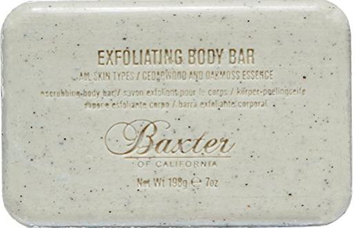 Gift Guide for Him | Baxter of California Exfoliating Body Bar