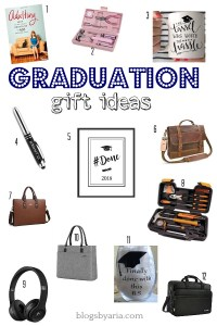 Recovery Update and Graduation Gift Ideas