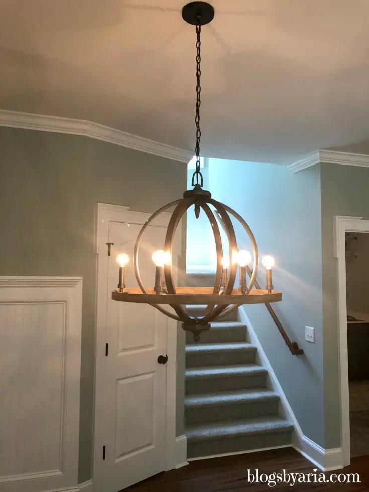 orb light fixture