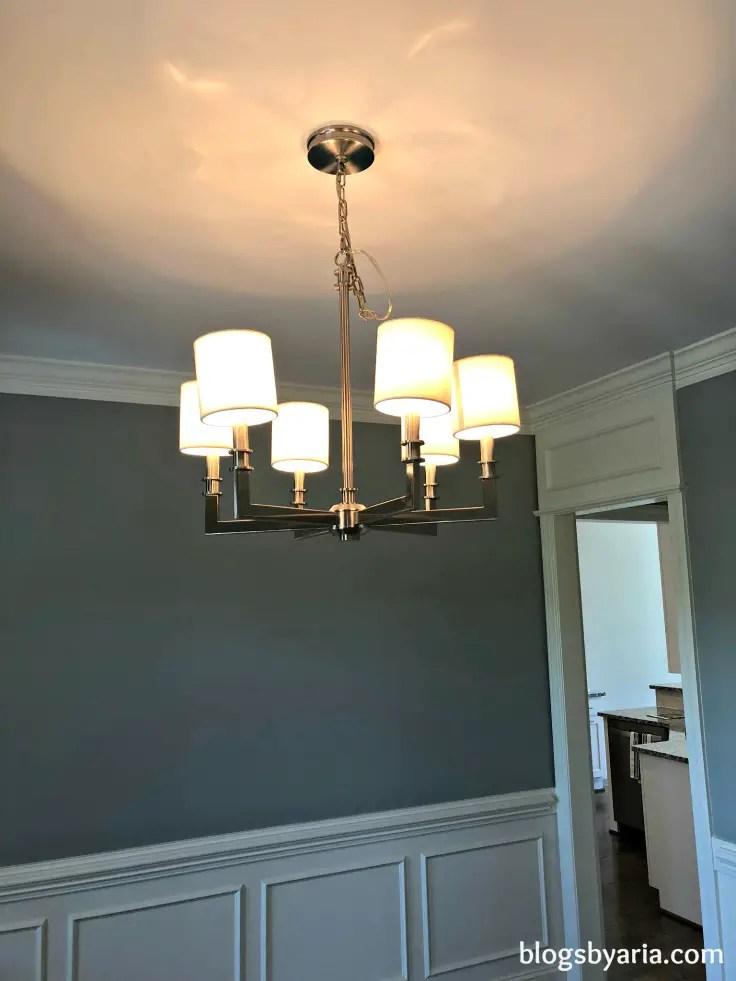 dining room love this #lightfixture