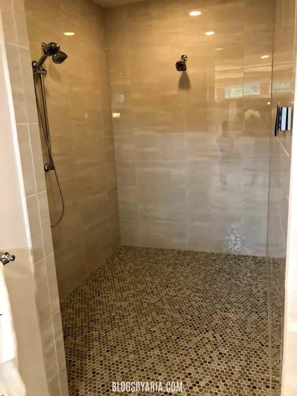 oversized walk-in shower #goals #dreamshower #dreamhome