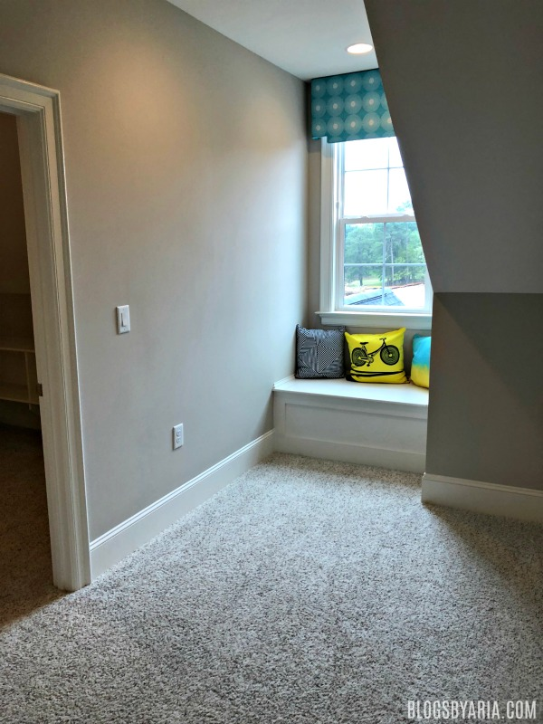third floor kids nook space