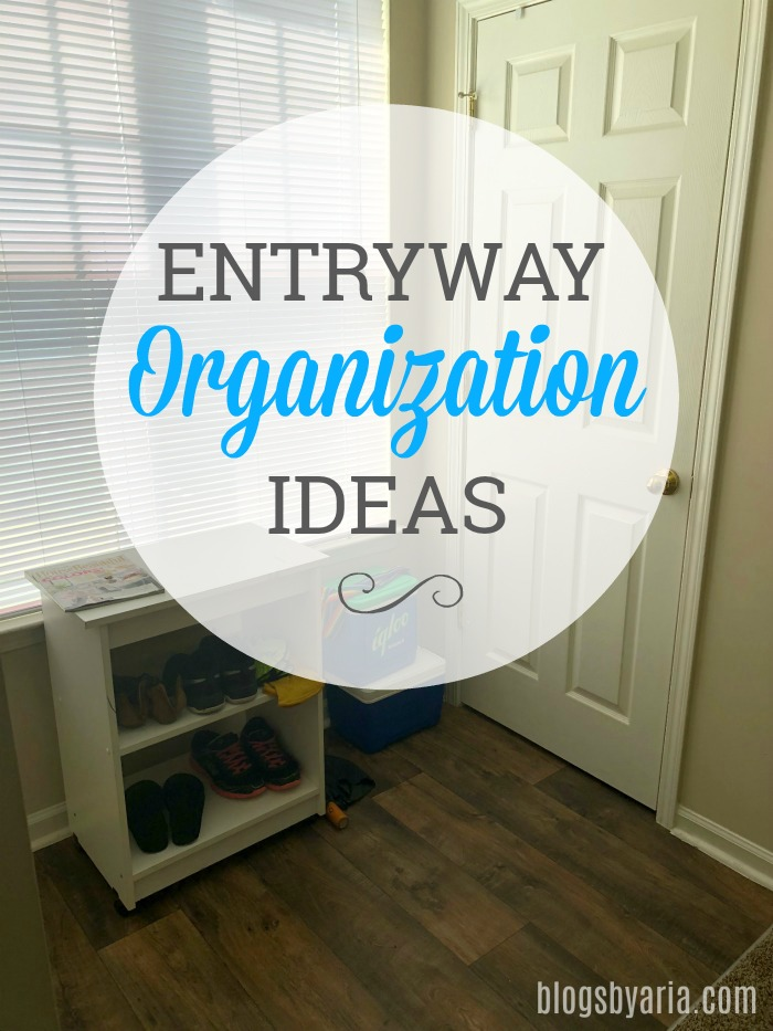 Entryway Organization Ideas