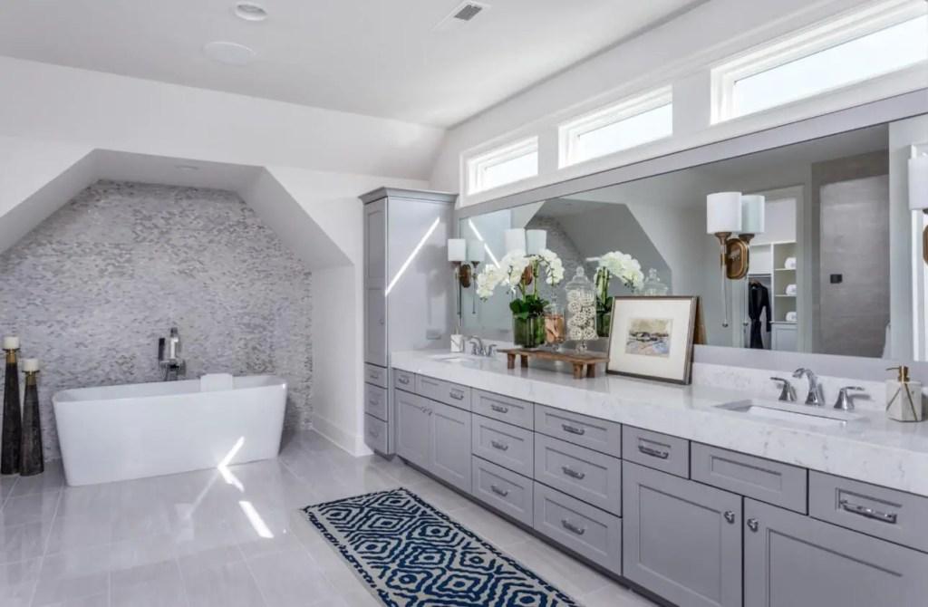 huge dream bathroom