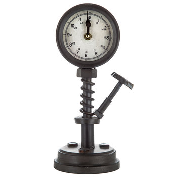 Industrial Valve Clock