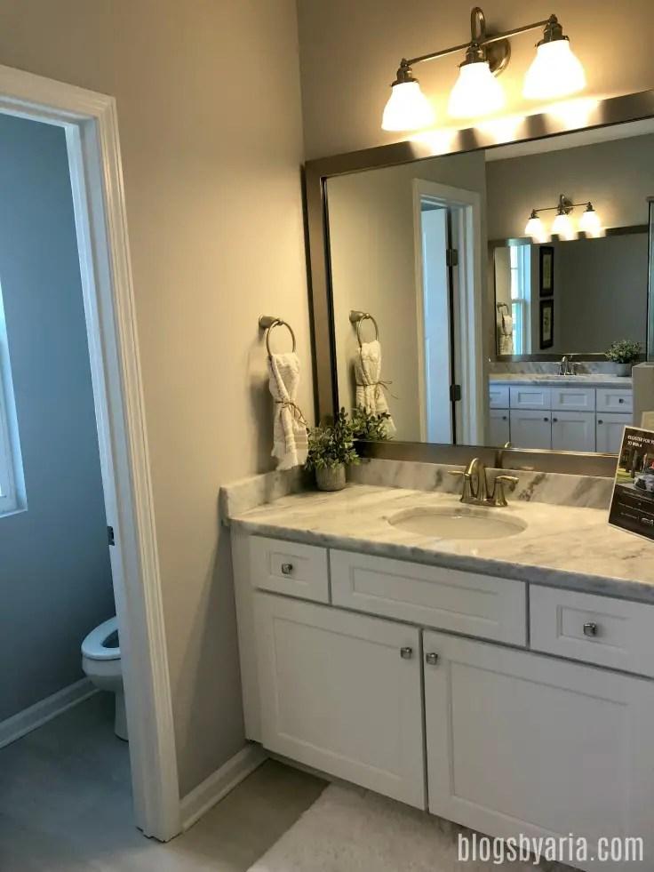 his and hers master bathroom vanity