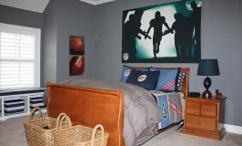 Boys Bedroom – The Beginning
