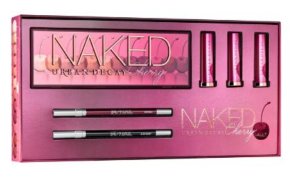 Urban Decay Naked Cherry Vault is a limited edition kit that makes the perfect gift