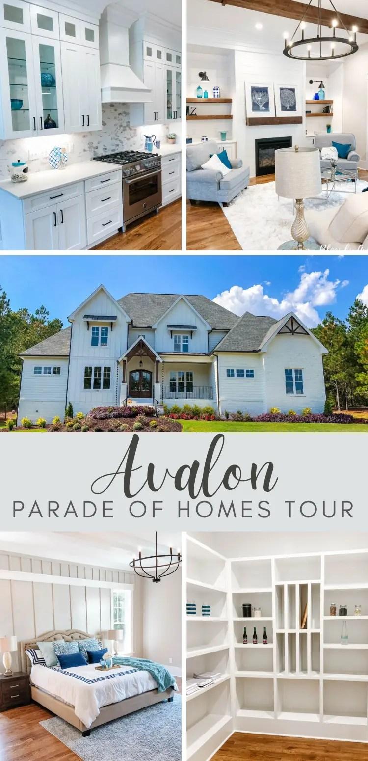 Avalon Parade of Homes Tour
