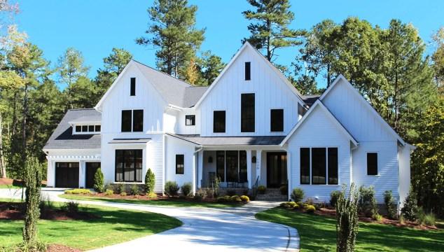 Luxury Modern Farmhouse (Part 1)