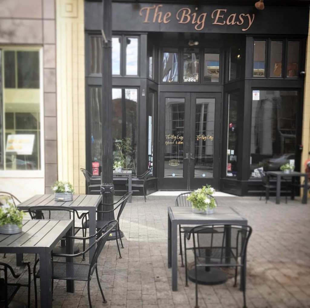 The Big Easy Downtown Raleigh
