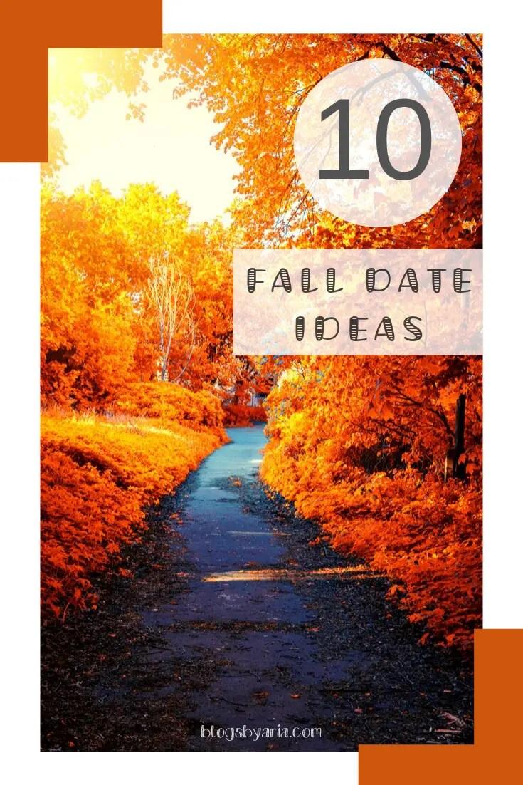 10 fun fall date ideas