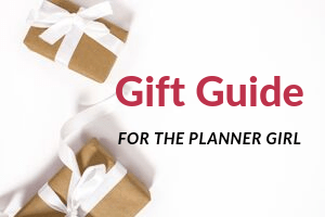 planner girl gifts