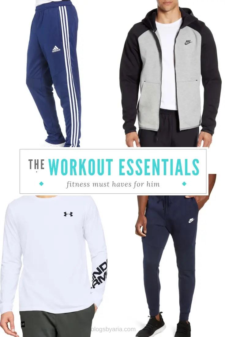 workout essentials for fitness fanatics