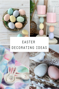 Easter Home Tour & Decorating Ideas